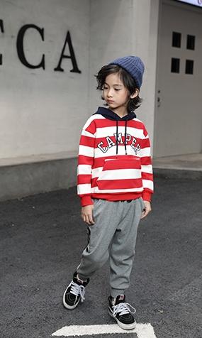 上市男孩童装